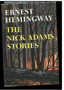 ernest hemingway the nick adams stories book cover