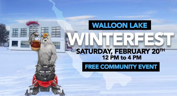 4th Annual Walloon Lake Winterfest