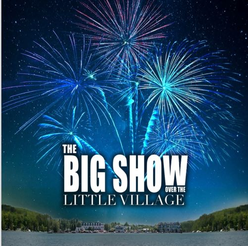 The Big Show Over The Little Village