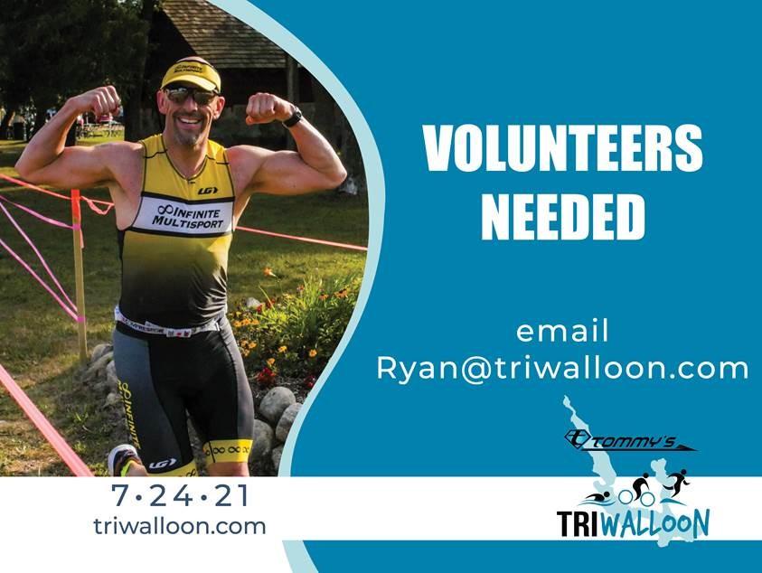 You are currently viewing TriWalloon Seeks Volunteers (Saturday, July 24)