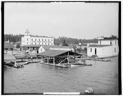 downtown walloon lake village history