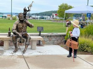 Read more about the article Northern Michigan Hemingway Sculpture Idea was Born Decades Ago in Cuba